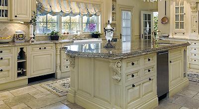 Full Custom Cabinets