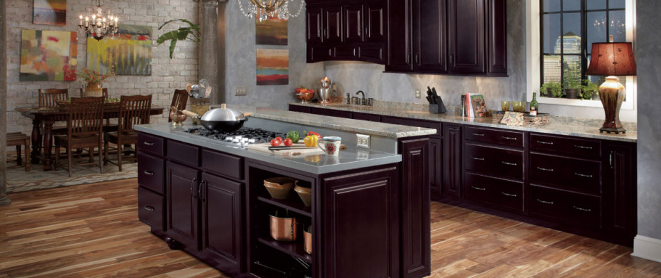 Kitchen cabinetry bath cabinetry greensboro high Bathroom cabinets greensboro nc