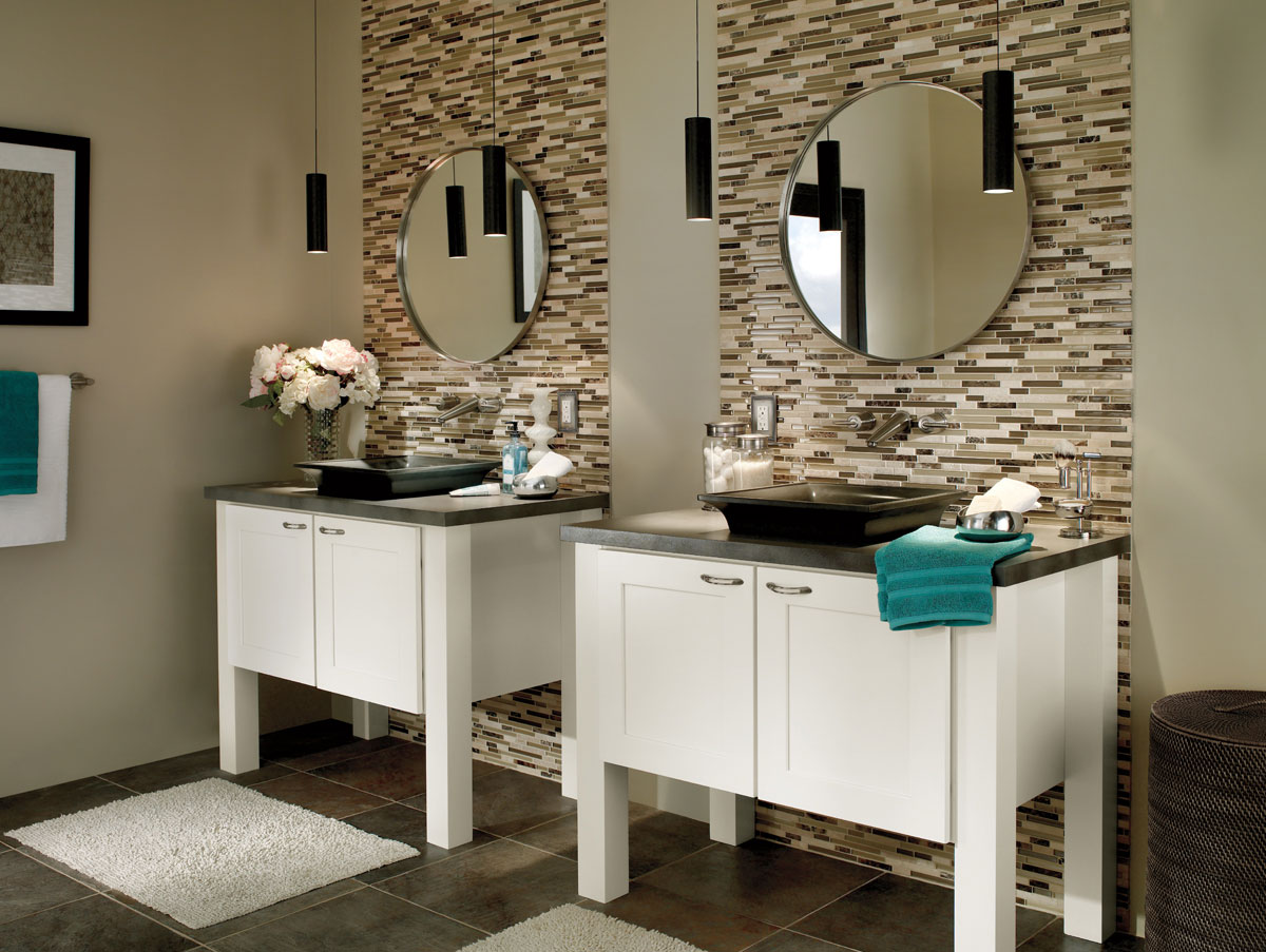 cabinet style bathroom dura cabinetry bath products five vanities furniture supreme cabinets