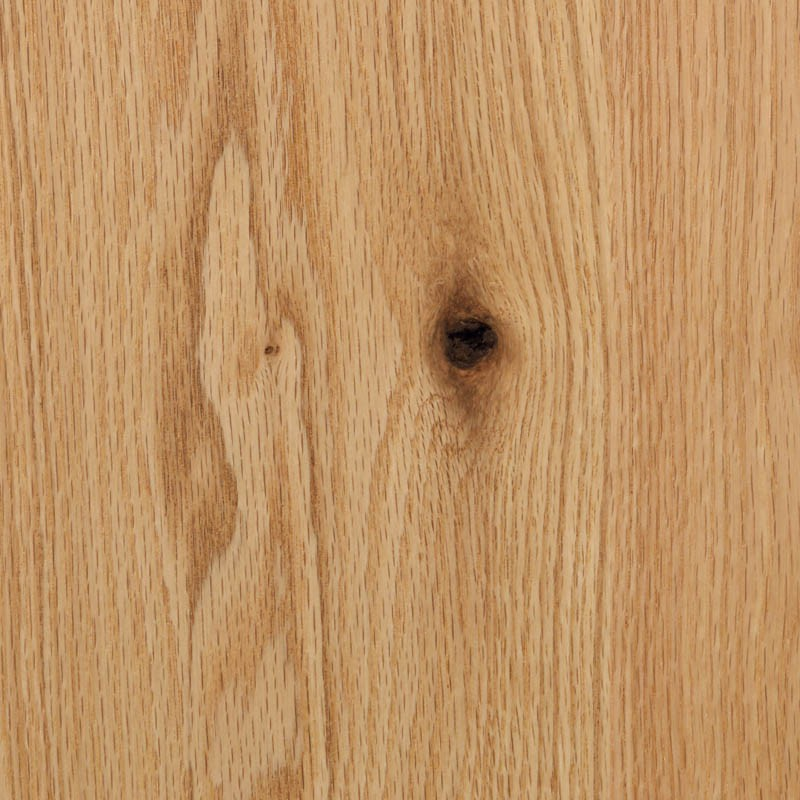 Knotty White Oak Cabinets: Rustic Knotty Red Oak