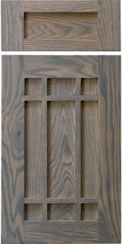 Custom Cabinets - Deco Shaker